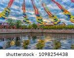 russia  st. petersburg  16 08... | Shutterstock . vector #1098254438