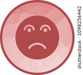 disappointed  upset  let down   Shutterstock .eps vector #1098256442