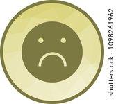 sad  alone  upset   Shutterstock .eps vector #1098261962