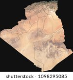 large  40 mp  satellite image... | Shutterstock . vector #1098295085