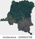 large  44 mp  satellite image... | Shutterstock . vector #1098302708