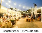 bangkok  thailand   may 2018  ... | Shutterstock . vector #1098305588