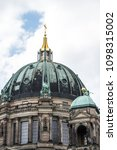 Small photo of Berlin Cathedral or Berliner Dom at night, Berlin ,Germany
