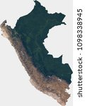 large  29 mp  satellite image... | Shutterstock . vector #1098338945