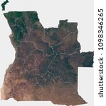 large  31 mp  satellite image... | Shutterstock . vector #1098346265