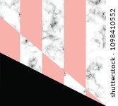 vector marble texture design... | Shutterstock .eps vector #1098410552
