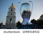 kyiv  ukraine may 24 2018  ...   Shutterstock . vector #1098418532