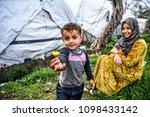moria  lesvos  greece  24...   Shutterstock . vector #1098433142
