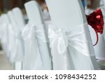 chairs stylized for wedding ... | Shutterstock . vector #1098434252