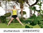 concept of healthy lifestyle...   Shutterstock . vector #1098454952