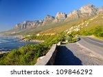 view of the twelve apostles... | Shutterstock . vector #109846292