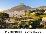 lion's head  cape town  south... | Shutterstock . vector #109846298