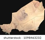 large  22 mp  satellite image... | Shutterstock . vector #1098463232