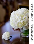 bright wedding bouquet for the... | Shutterstock . vector #1098475166