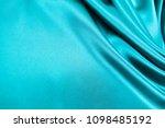 Smooth Elegant Wavy Turquoise...