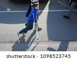 minsk  belarus   may 23  2018 ...   Shutterstock . vector #1098523745