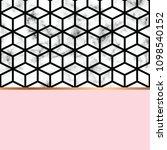 vector marble texture design... | Shutterstock .eps vector #1098540152