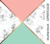 vector marble texture design... | Shutterstock .eps vector #1098551618