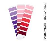 color guide book vector icon... | Shutterstock .eps vector #1098648068
