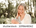 young  attractive and happy...   Shutterstock . vector #1098648362