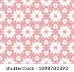 seamless simple geometric... | Shutterstock .eps vector #1098702392