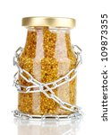 secret ingredient with chain... | Shutterstock . vector #109873355