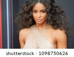 singer ciara attends the red... | Shutterstock . vector #1098750626