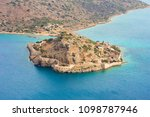 view of the island of... | Shutterstock . vector #1098787946