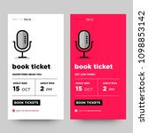 book ticket ux ui screen for...