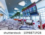 changi  singapore   may 18 2018 ... | Shutterstock . vector #1098871928
