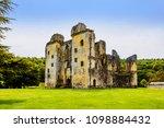 wardour castle wiltshire... | Shutterstock . vector #1098884432