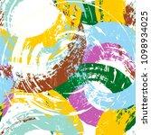 seamless background pattern ...   Shutterstock .eps vector #1098934025
