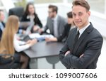 practitioner on the background... | Shutterstock . vector #1099007606