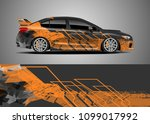 car decal sticker graphic vinyl   Shutterstock .eps vector #1099017992