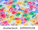 collection of the new swiss... | Shutterstock . vector #1099059158