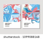 the abstract colorful... | Shutterstock .eps vector #1099088168