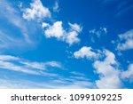 Blue Sky Background Clouds - Fine Art prints