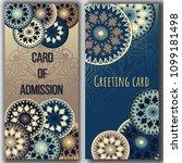 princongratuset of greeting... | Shutterstock .eps vector #1099181498