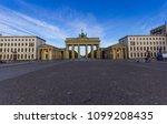 Small photo of Berlin Brandenburg Gate (Brandenburger Tor), Berlin, Germany