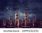 Image Of Chess Board Game....