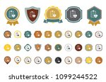 cardiology  report    icon | Shutterstock .eps vector #1099244522