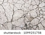 the texture of the cracked... | Shutterstock . vector #1099251758