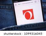 konskie  poland   may 19  2018  ...   Shutterstock . vector #1099316045