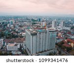 view of bandung city scape | Shutterstock . vector #1099341476