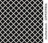 square grid vector seamless... | Shutterstock .eps vector #1099359806