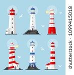 vector illustration set of... | Shutterstock .eps vector #1099415018