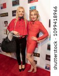 Small photo of Zsazsa Bodizs, Meredith Thomas attend FYC Us Underdog Emmy Screenings and Charity Event at Van Nuys/Reseda Elks Lodge at Van Nuys/Reseda Elks Lodge, Los Angeles, CA on May 25th, 2018