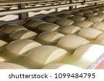salting parmesan cheese | Shutterstock . vector #1099484795