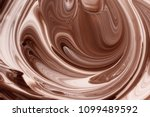 abstract background  hot melted ... | Shutterstock . vector #1099489592
