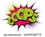 omg ouch oops comic text speech ...   Shutterstock .eps vector #1099558775
